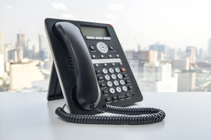 Hosted PBX solution provider